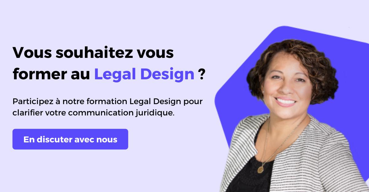Knowledge management - Clarifier par le legal design