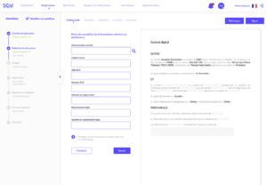 Générateur de contrats (contract management software)