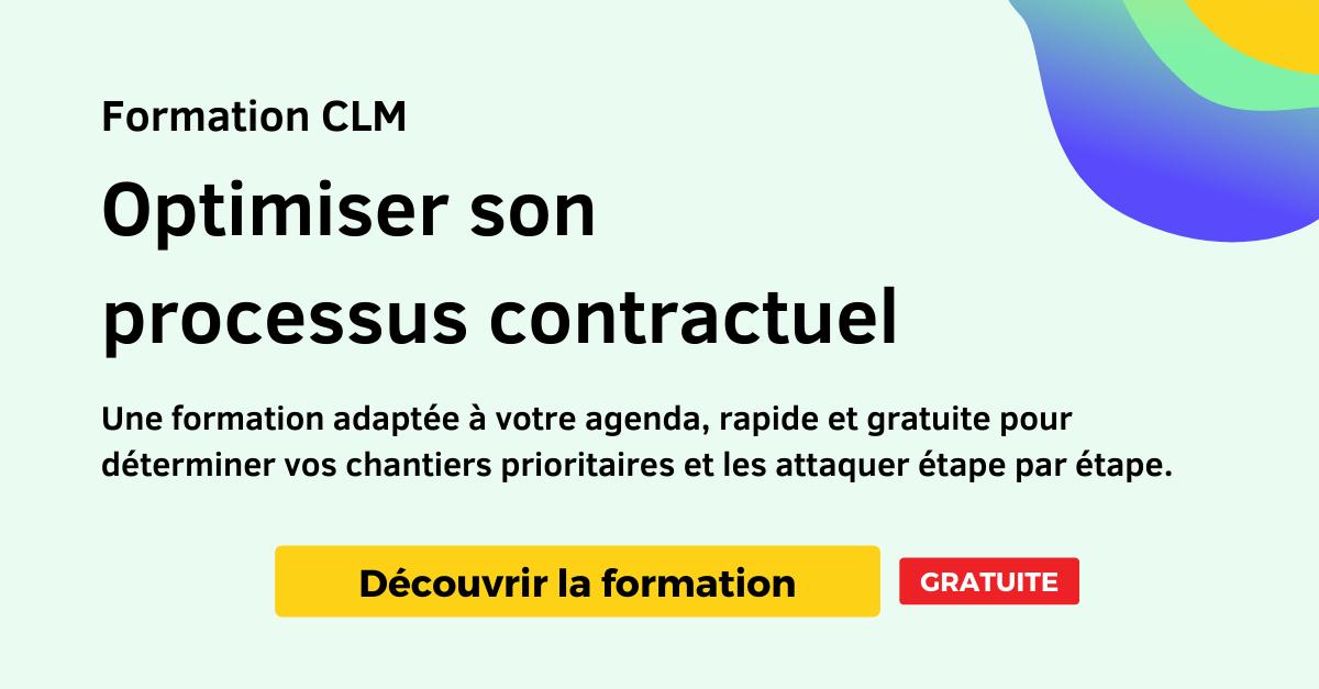 Formation contract management gratuite